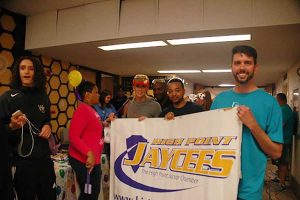 High Point Jaycees Relay for Life